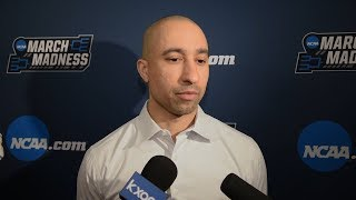Shaka Smart postgame breakout session [March 16, 2018]