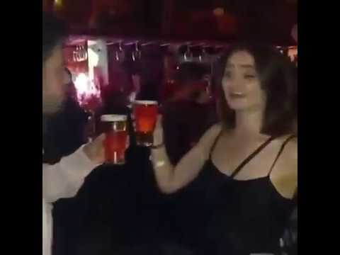 Doc Reno - Man tries to out drink hot Irish girl