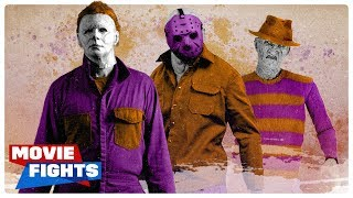 The Best of Horror! MOVIE FIGHTS HALLOWEEN