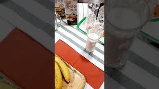정식품 진한 콩국물 바나나 음료