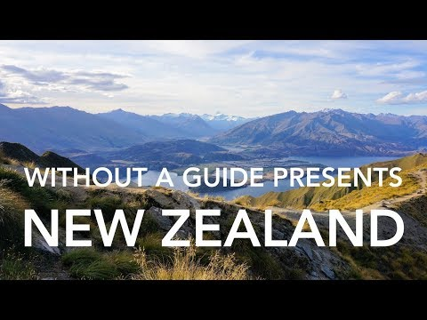 New Zealand - South Island (1 of 2) in 4K