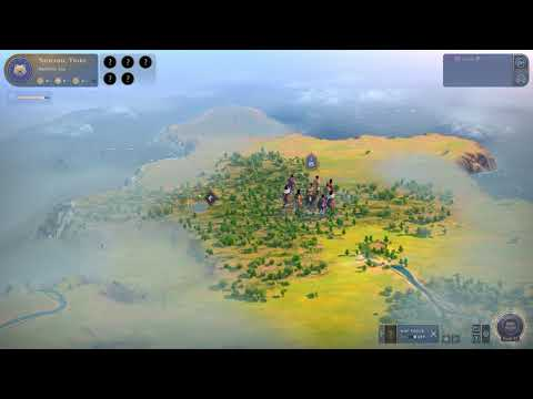 Humankind Gameplay (PC Game) |
