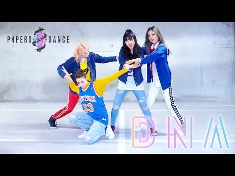DNA - BTS | P4pero Dance Cover