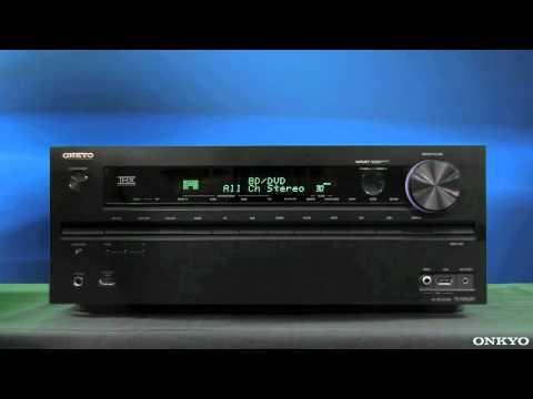 ONKYO AVR AV Home Cinema Receiver - Factory Reset