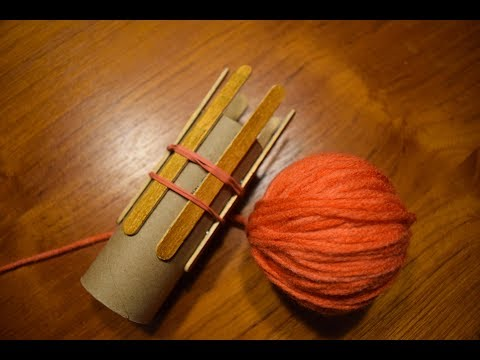 Let's Learn to Spool Knit - Sati Pasala Junior