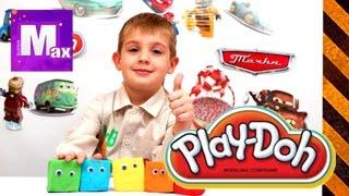 Детский пластилин Плей До, смешные фигурки из пластилина Play Doh с сюрпризами внутри.(Акуна Матата Ребята! Знаете что такое детский пластилин Плей До? Это инструмент для развития мышления и..., 2015-11-25T09:31:03.000Z)