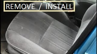 How to Remove Install Driver