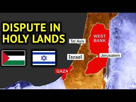 Who is right in the Israeli-Palestinian Dispute?