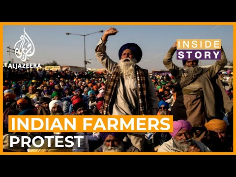 What will it take to end Indian farmers' protests?   Inside Story