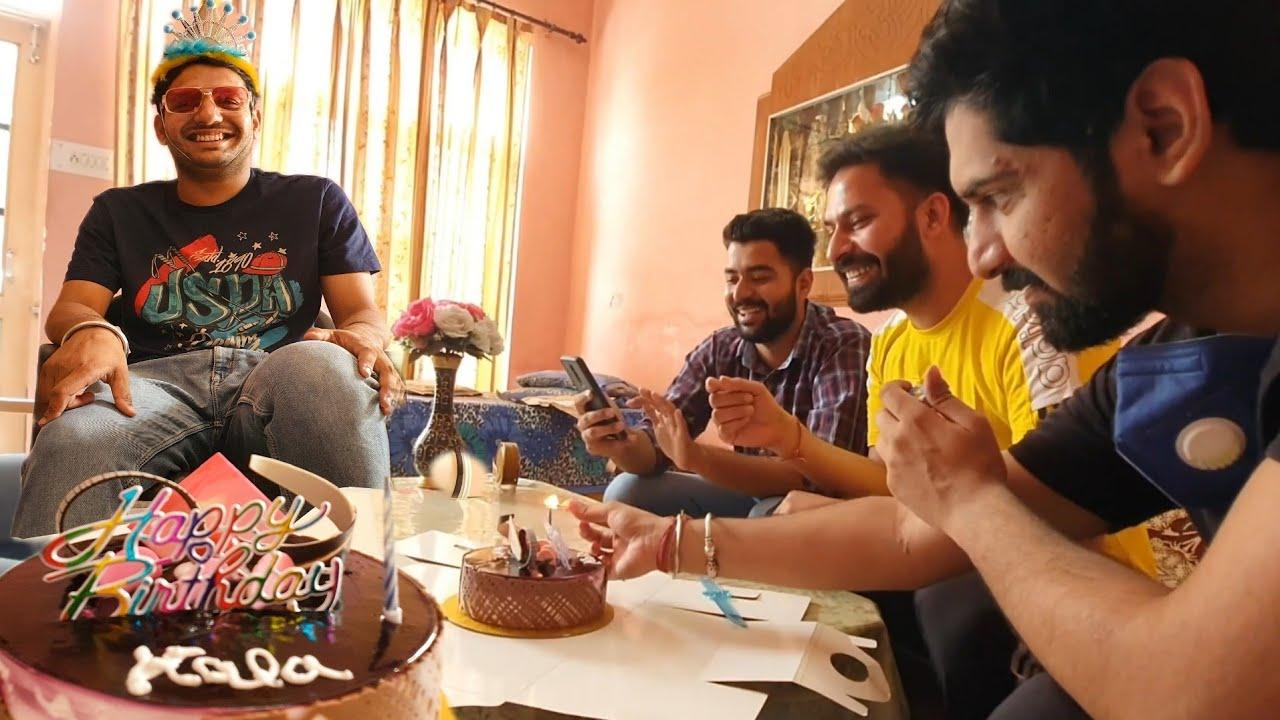 Kala Birthday Boi  || Swadu Staff Films || Amit Kundu