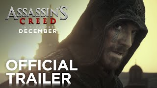 "Assassin's Creed - Trailer World Premiere(This is the trailer for the movie ""Assassin's Creed"" starring Michael Fassbender and Marion Cotillard, which hits theaters December 21st. SUBSCRIBE to get the ..., 2016-05-12T03:44:00.000Z)"