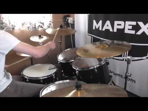 Scouting For Girls - Love How It Hurts (Drum Cover)