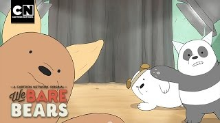 Pet Adoption Commercial I We Bare Bears I Cartoon Network