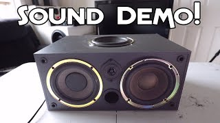 SH*T SPEAKER Sound Demo!