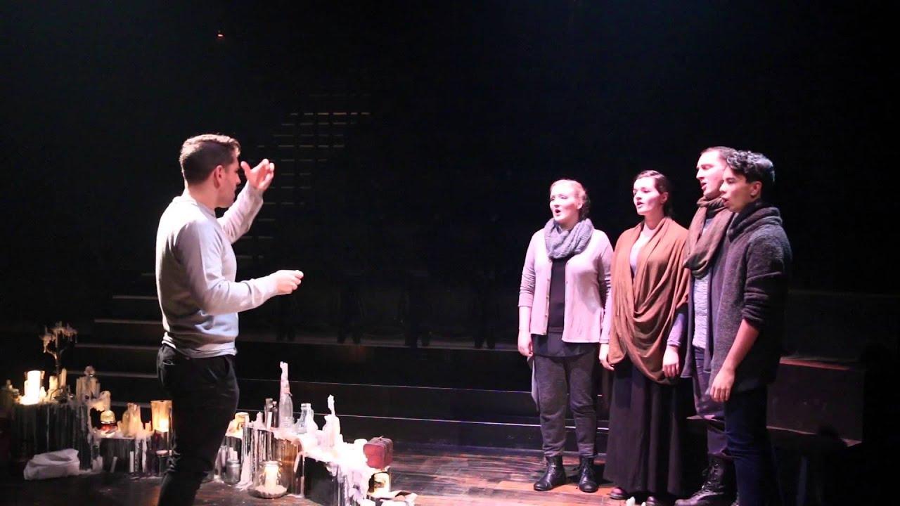 role of greek chorus