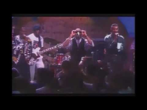 Papa Wemba - live in Manhattan (New York City 1989)