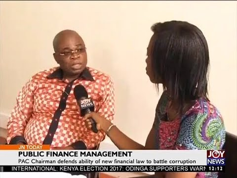Public Finance Management - Joy News Today (11-8-17)