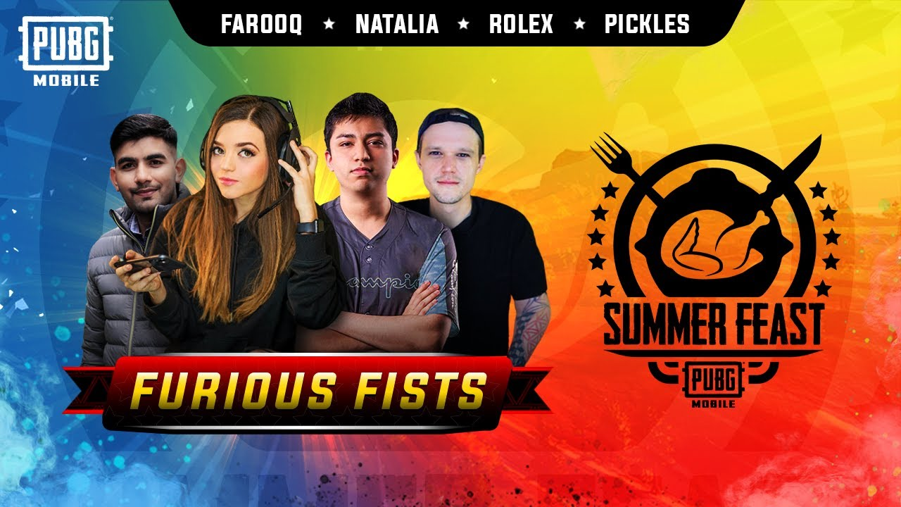 FURIOUS FISTS - Summer Feast Ep. 4