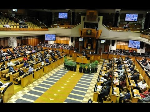 Deputy President Cyril Ramaphosa addresses ANC cadres forum