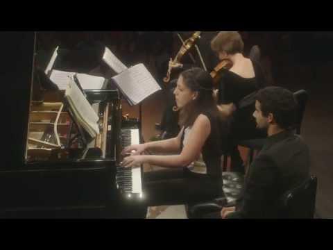 Cliburn 2013 Beatrice Rana Semifinal Chamber Recital
