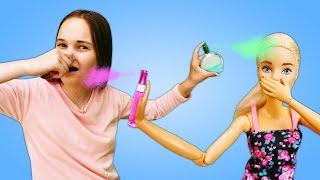 Барби и странный аромат. Видео для девочек: шоу Будет исполнено.