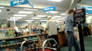 Old white man goes racial at CVS on pharmacist thumbnail