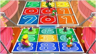 Mario Party The Top 100 - All Mario Party 7 Minigames (Original and Remake)