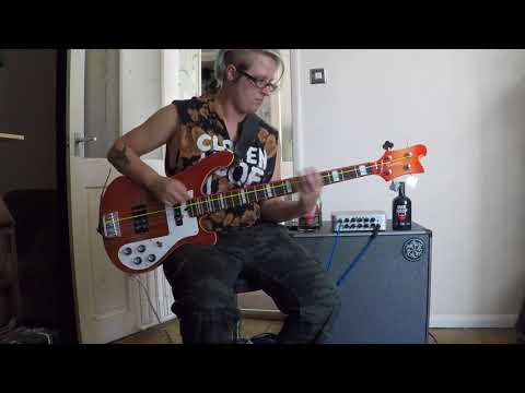 Bass Playthrough - Red Velvet Rope