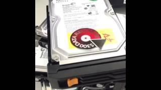 300 Dollar Data Recovery: Data Recovery From Seagate 4x1TB RAID 5 : 100% Recovered for $1200!
