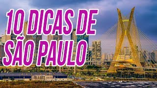 NAO VIAJE PARA SAO PAULO/SP SEM SABER ESSAS DICAS! - ONDE FICAR, ATRAÇOES, COMPRAS, AEROPORTOS