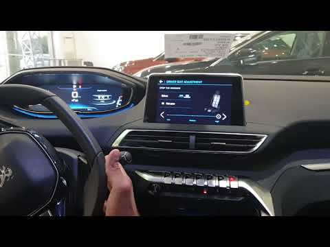 بيجو 3008واستعراض لفئاتها ومواصفاتها واسعارها وشرح مفصل لنظام i-cockpit الرائع