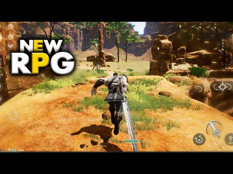 Top 10 Best RPG Games For Android & IOS 2019! [High Graphics]