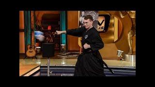 Schwertkampfkunst - TV total