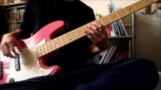 ハートのつばさ(CV.名塚佳織)ベースで弾いてみた 中島礼香 動画 17