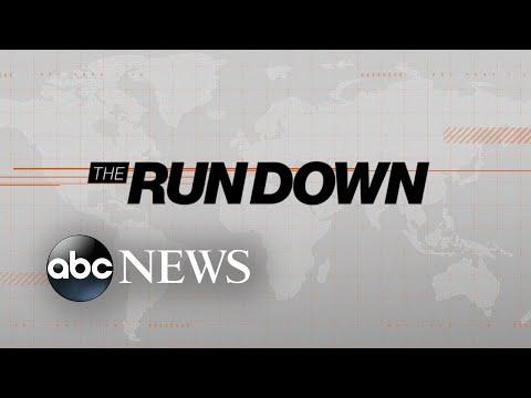 The Rundown: Top headlines today: Jan. 22, 2021
