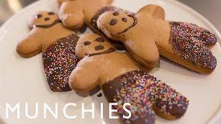 Making Gingerbread Men with a Reformed Gang Member