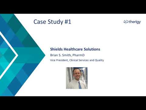 Specialty Pharmacy Therapy Outcomes Webinar