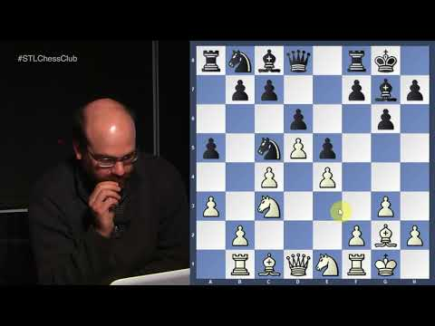 Friedel vs. Libiszewski, 6th Washington Int. | Strategy Session - GM Josh Friedel