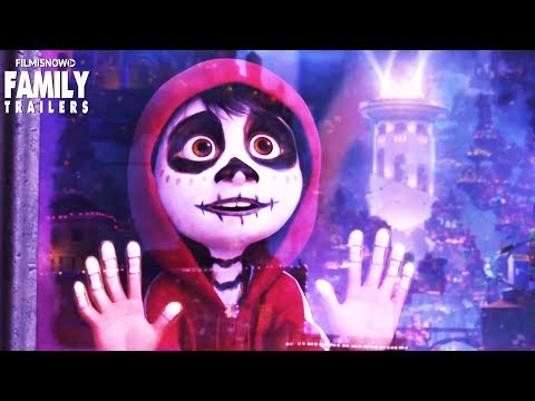 Disney/Pixar's COCO   Discover the inspirations behind the animated feature
