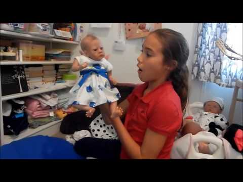 American Girl Doll Clothes Fit Reborn Baby Meredith (by Bonnie Brown)