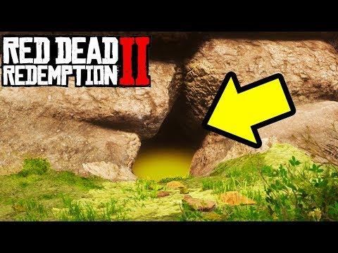 SECRET HIDDEN WEAPON IN RED DEAD REDEMPTION 2! INSANE RDR2 EASTER EGG! thumbnail