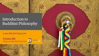 Introduction to Buddhist Plylosophy (English – Italian) – 21 October 2016
