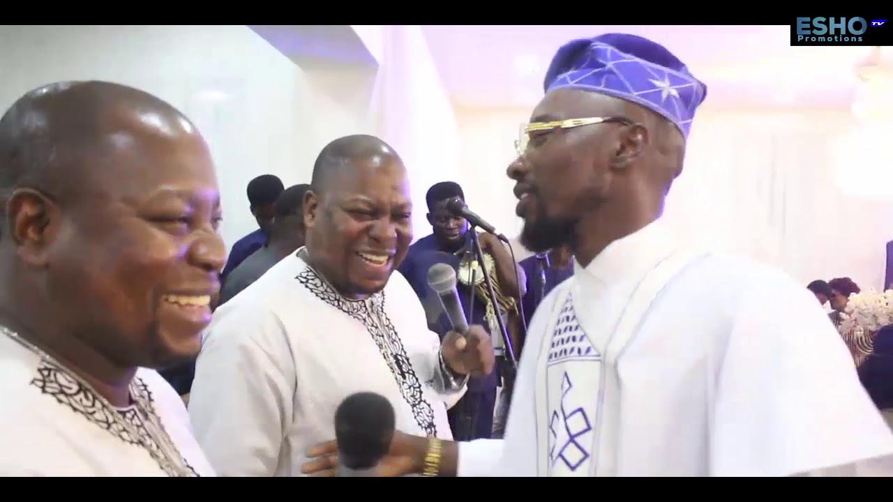 Download Adegbodu Twins live on stage at Femi Ara 25 years on stage & Album launch celebration in Nigeria