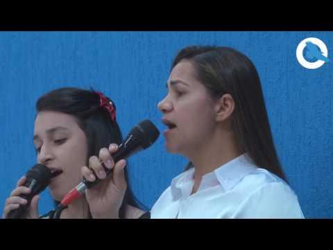 Água Viva - Carla e Ana Luzia - Tabernáculo da Fé - Goiânia - GO