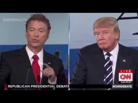 FULL Rand Paul Highlights from  GOP Debate