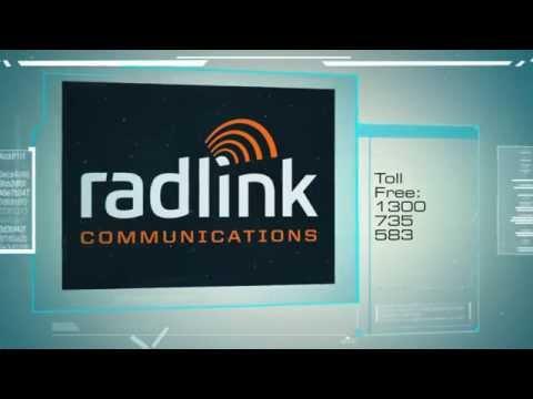 Radlink Communications Promo Video