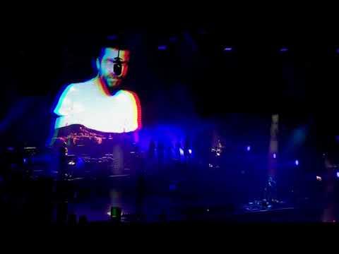 Gorillaz  - Are We The Last Living Souls At Oslo Spektrum, Norway