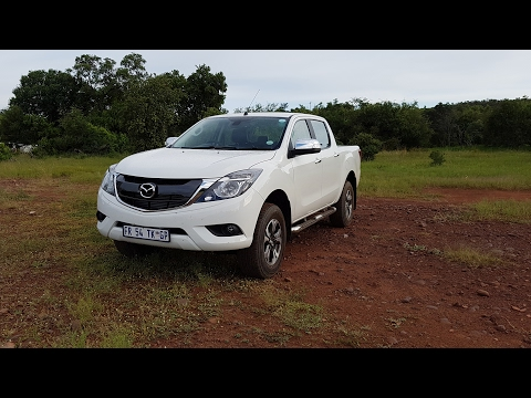 LAUNCH DRIVE: Mazda BT-50 facelift