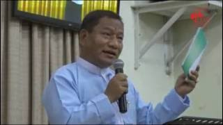 Rev. Suan Za Pau on August 21, 2016 (M)