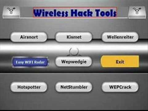 Wireless Network Hack fully working version (support WEP, WPA, and WPA2 encryption)